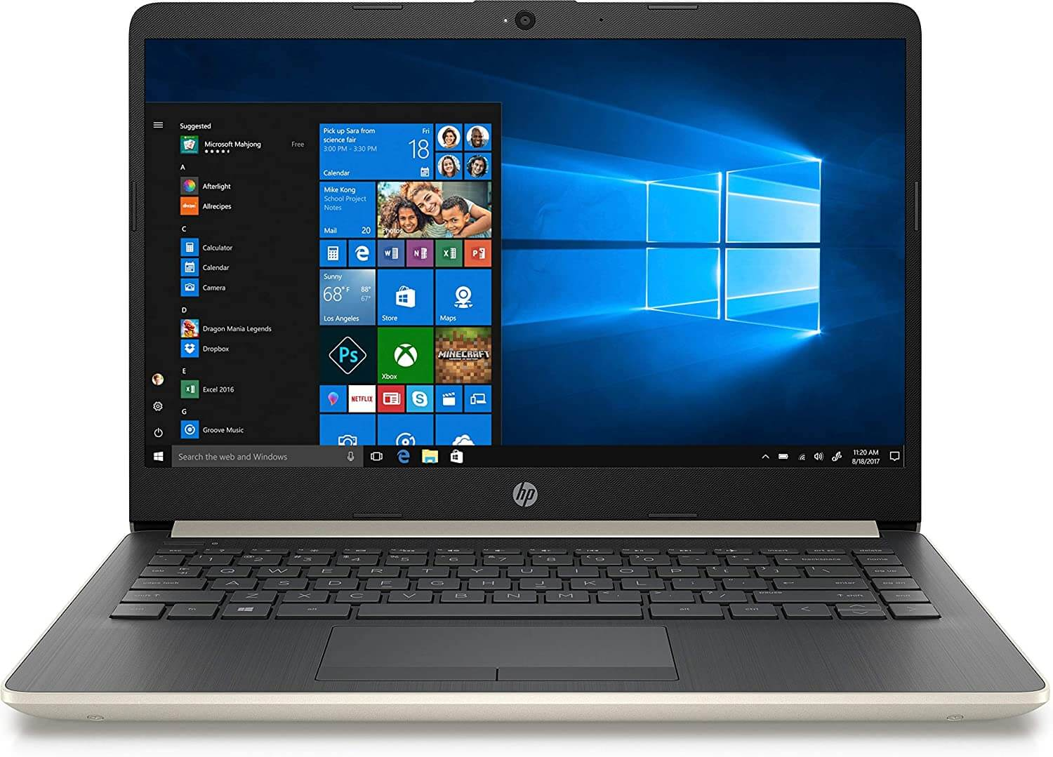 5. HP 2019 14 inches LAPTOP